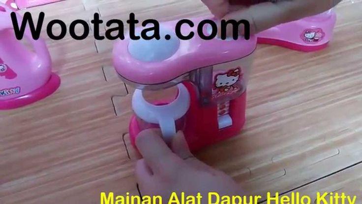 Mainan Alat Dapur Hello Kitty Terbaru