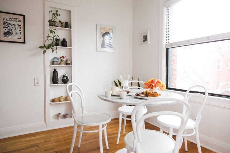 Heather & Jonathan's Light-Filled Portland Apartment