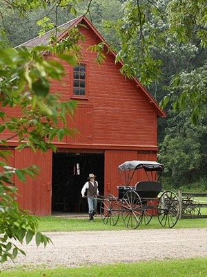 Amish country ~ have always wanted to visit ~ on the bucket list! Def would do a road trip since PA isn't that long of a drive from MA.