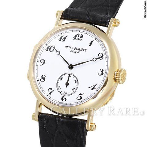 New Grail Watch: Could an Officer's Watch Be the Ultimate Patek Philippe Calatrava? - http://grail-watch.com/2016/02/03/officers-watch-ultimate-patek-philippe-calatrava/