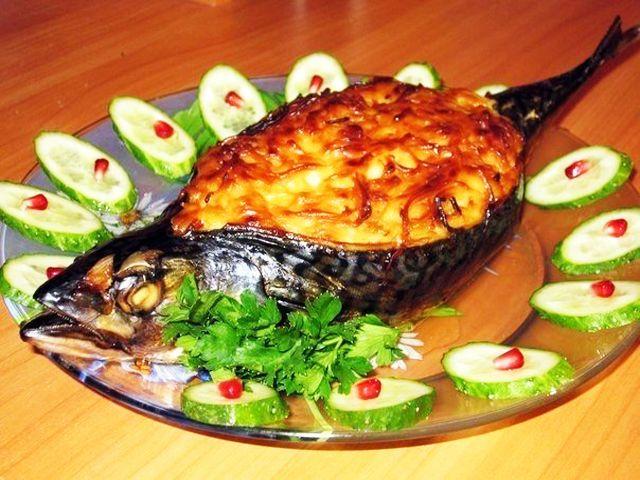 Скумбрия фаршированная Лодочка - 7 видов теста, которые обязательно стоит научиться готовить