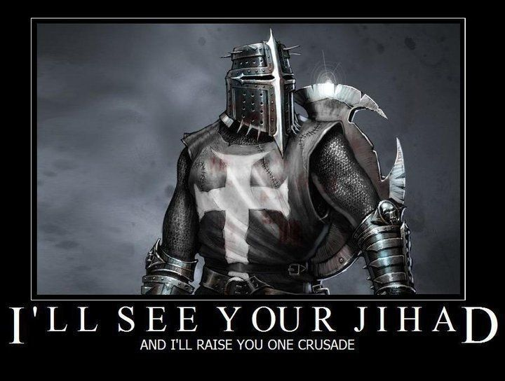 Cruel But Fair: Knights Templar Images: Crusaders who liberated the Holy Land from Islam