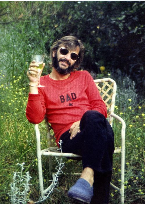 a reminder that ringo is absolutely fabulous