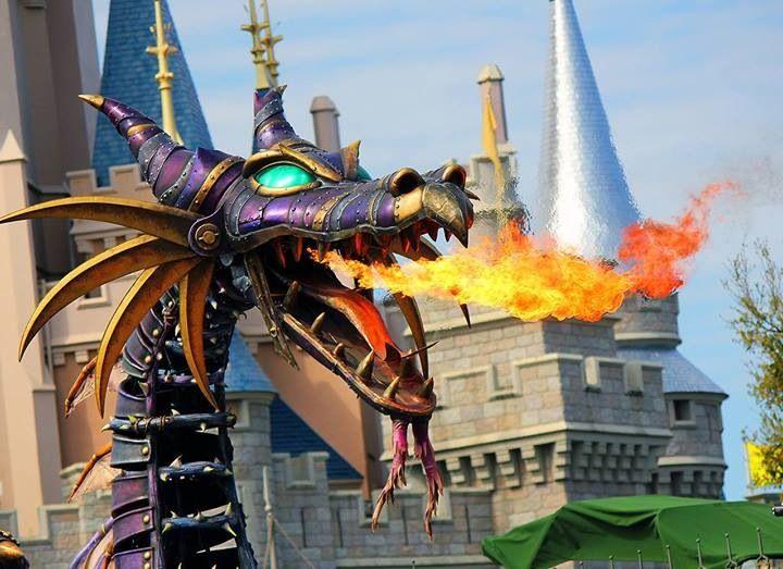 Festival of Fantasy Parade WDW