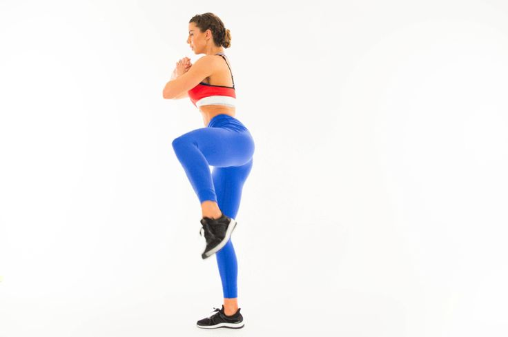 While it's true that squats can work your glutes from every angle, they get pretty boring after, oh, a second. It's why you really can't sustain a tight tush on squats alone. Besi…