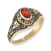 ArtCarved Fantasia Girls Class Ring