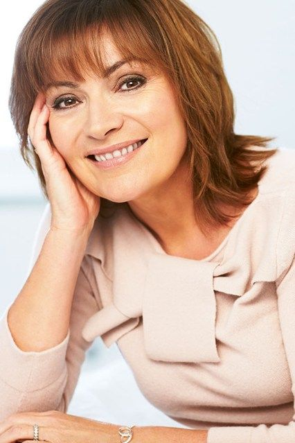 Ding Dong, Avon's calling. It's Lorraine Kelly