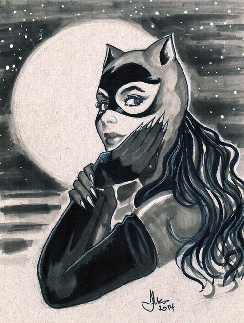 Jim Balent Catwoman by Jen