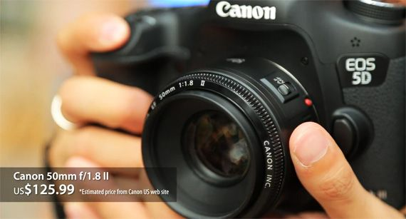 An In-Depth Look & Comparison of Canon 50mm Prime Lenses
