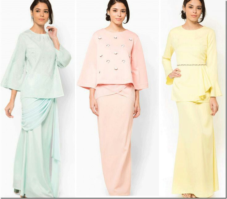 Sweet baju raya source fame cherry