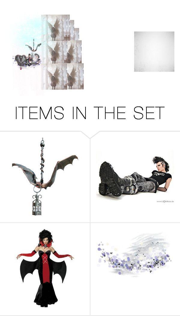 Untitled #158 by vendys on Polyvore featuring art