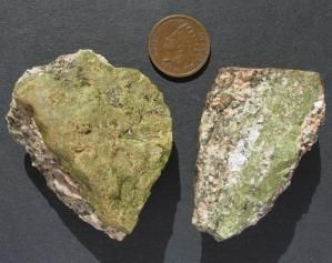 The Most Common Green Minerals in Nature: Epidote