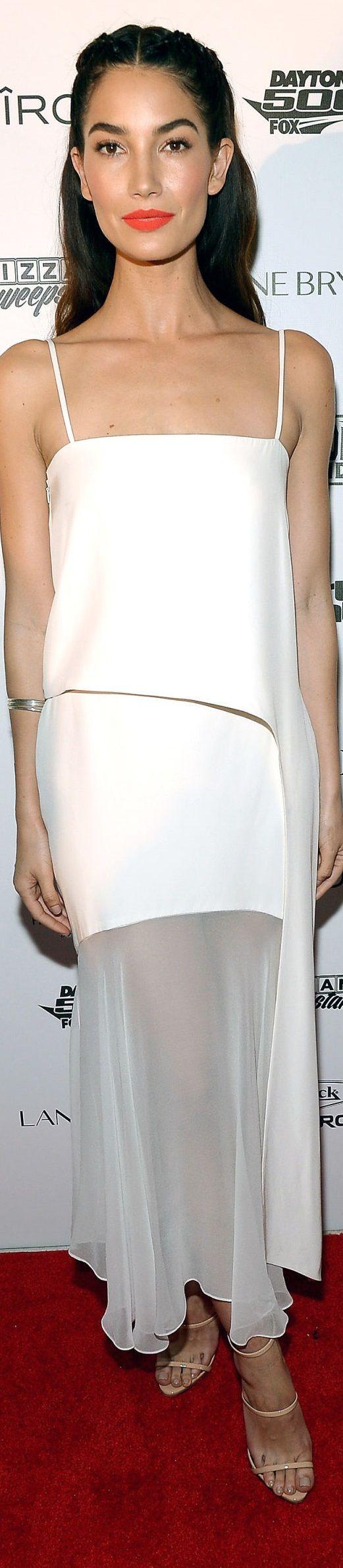 17 Best images about Lily Aldridge on Pinterest | Stripe ...