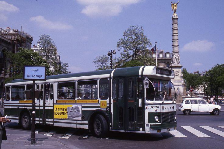 287 best paris ligne de bus paris france images on pinterest bus driver conductors and. Black Bedroom Furniture Sets. Home Design Ideas