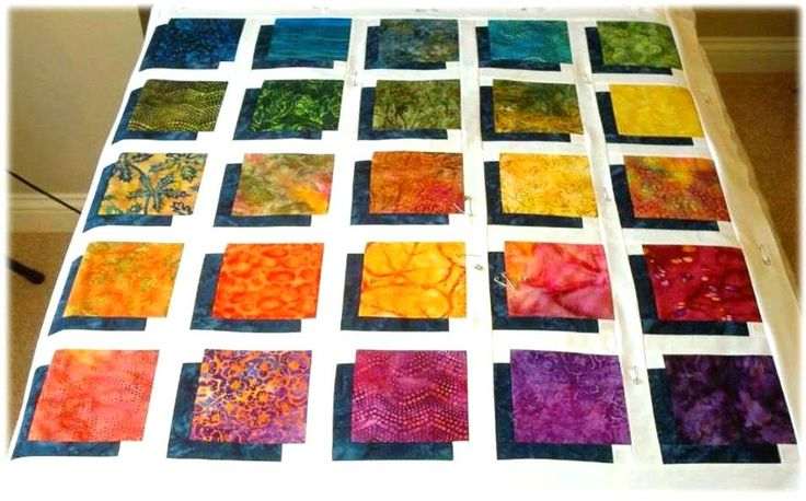 12 Best Shadow Box Quilt Images On Pinterest Blankets