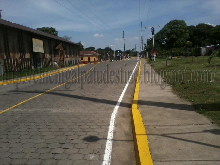 Avance del Parque la Estación | Chichigalpa la tierra del Ron y del Azúcar