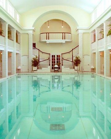 Bedford Springs Pool