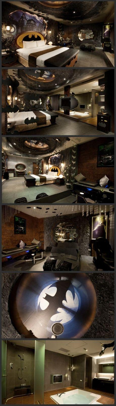 Best 25 comic themed room ideas on pinterest for Taiwan bedroom design
