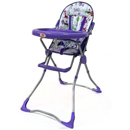 Rant Стульчик для кормления Fredo цвет сиреневый  — 2900р. ----- Легкий, удобный и функциональный стульчик для детей от 6 месяцев до 3-х лет; Удобно и безопасно откидывающаяся пластиковая столешница; съемный, моющийся чехол кресла из прочной клеенки; 5-ти точечные ремни безопасности; пластиковая подставка для ножек; не имеет острых углов; яркая расцветка ткани, благотворно влияющая на эмоциональное состояние ребёнка; легкая и устойчивая конструкция; легко складывать и удобно хранить (в…
