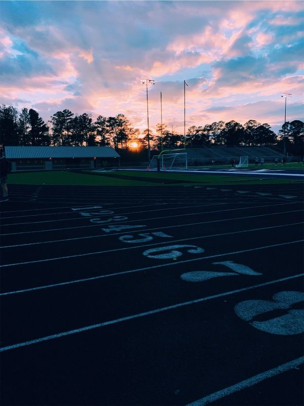 Vsco Paigefrancise Track Workout Field Wallpaper Running Track