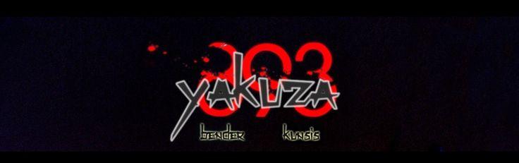 Logo Yakuza893. Kelly Bender, Eda Kunsis. All right reserved