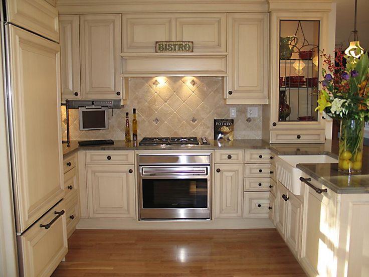 Small Bistro Kitchen In Chestnut Hill Ma Kitchens