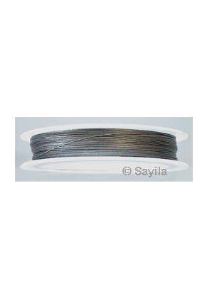 Stahldraht+mit+coating+0,3mm+Rolle+50+meter https://www.sayila-perlen.de/go/si/si/14782