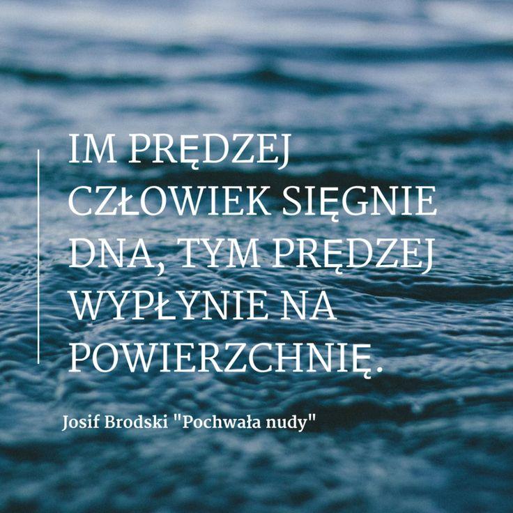 #books #brodski #wydawnictwoznak
