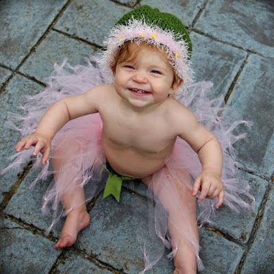Gumnut Baby Costume - adorable rendition of May Gibbs' gumnut babies
