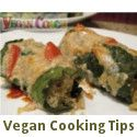 Vegan cooking tips and recipe list - vegancoach.com
