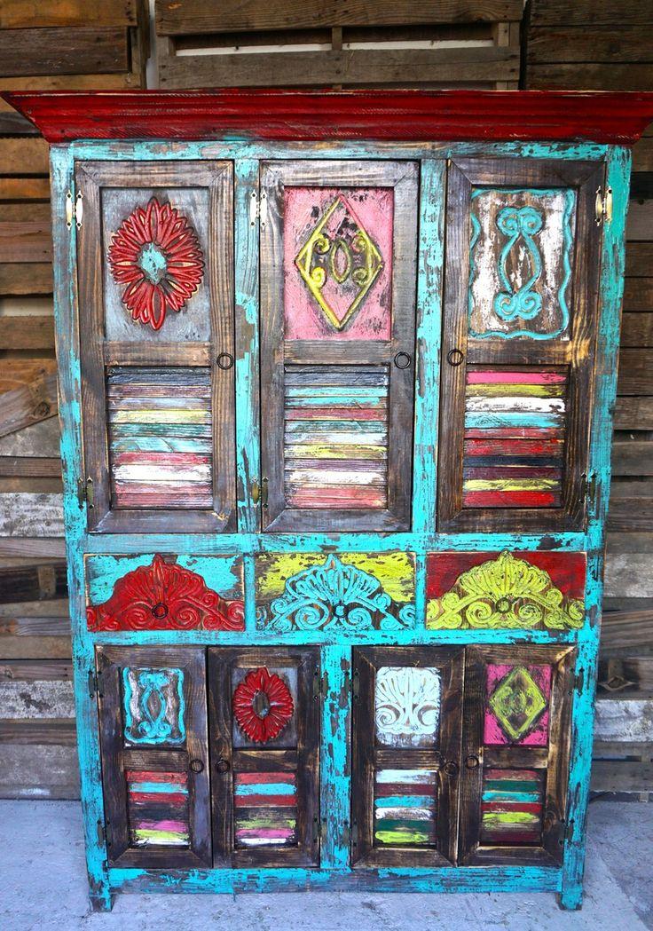 Loquita Hutch - Sofia's Rustic Furniture