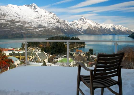 Luxury Queenstown Apartment with Remarkables view | Bookabach.co.nz/11272