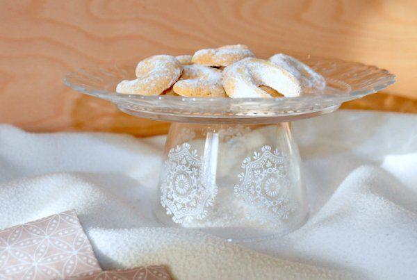 IKEA hack, üveg tortatál - Masni / IKEA hack glass cake plate DIY