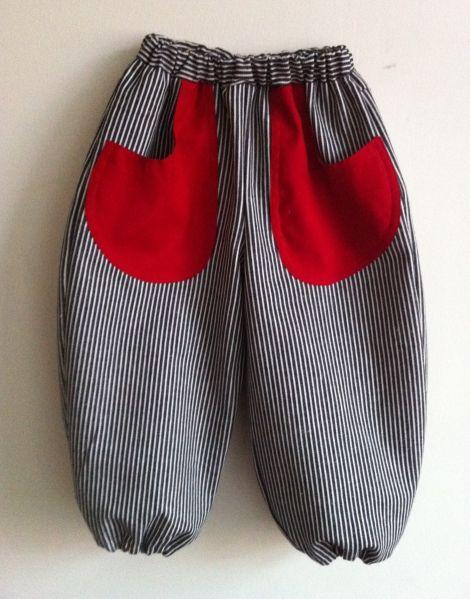 Sy selv bukser (og andet tøj) til børn