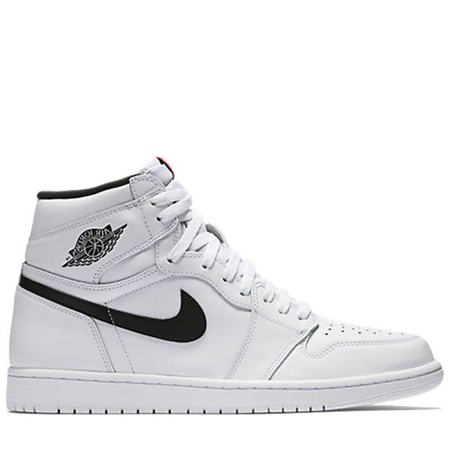 Jordan 1 High Ying Yang White for $96 Usually $160! ($64 savings)