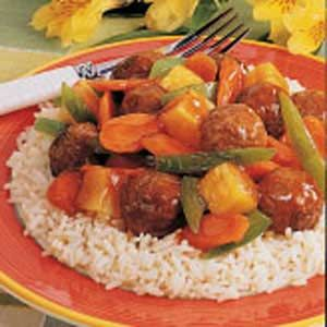 Sweet & Sour Meatballs. This an amazing recipe...I have been making it for years!!!