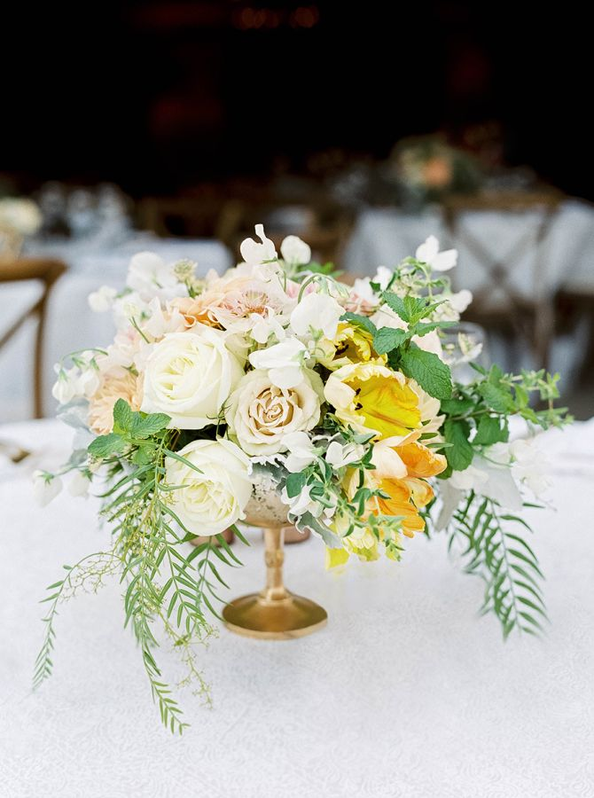 Pastels For A Dreamy Autumn Wedding