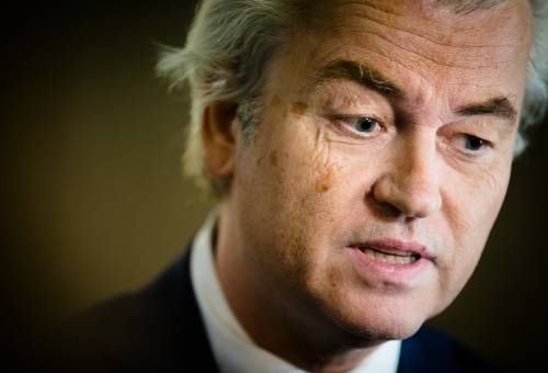 Wilders bedankt voor zetel Europees Parlement