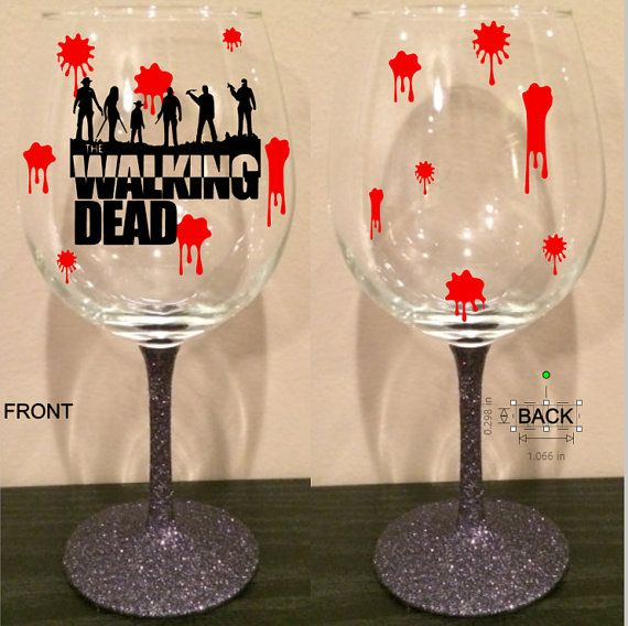 Best WIne Glasses Images On Pinterest Wine Glass Wine Drinks - Vinyl decals for drinking glasses