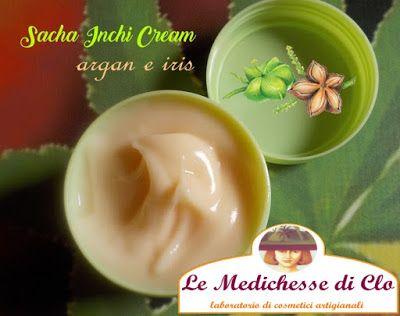 Sacha Inchi cream - antiossidante, idratante