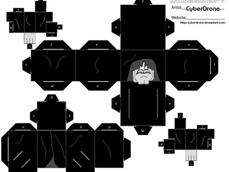 Cubercraft de Star Wars TODOS - Taringa!