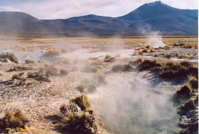 Termas Aguas Calientes Pozo Almonte Iquique, Chile) #sinbadtrips   Sinbad