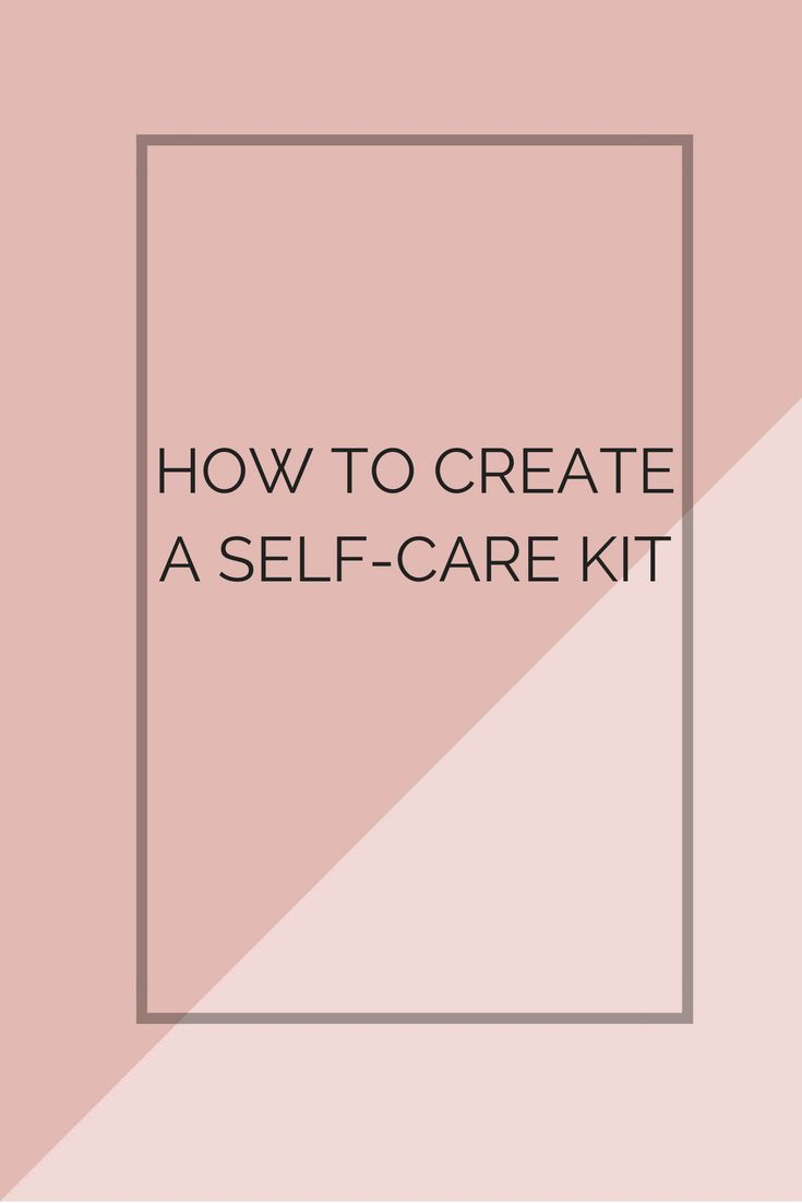 One of my favorite ways to stop an anxiety attack or stave off depression is my self-care kit. Click through to learn how you can create an emergency self-care kit using the five senses.