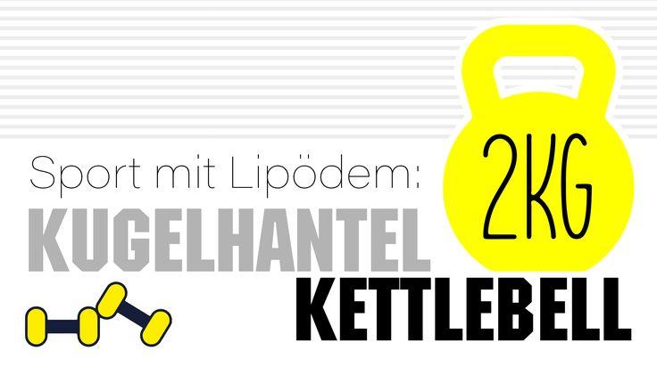 Sport mit Lipödem: Kugelhantel/Kettlebell – Stärker, schneller, besser