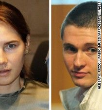 Here are six things to know about student Amanda Knox and ex-boyfriend Raffaele Sollecito, who are waiting for a verdict in the murder of Meredith Kercher.... Has a note about plagiarism at the bottom
