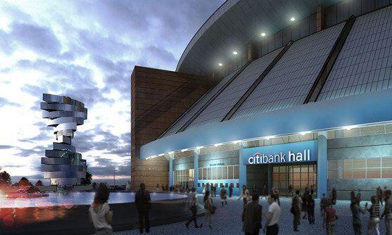 Citibank Hall - Espaco para shows e eventos - Sao Paulo