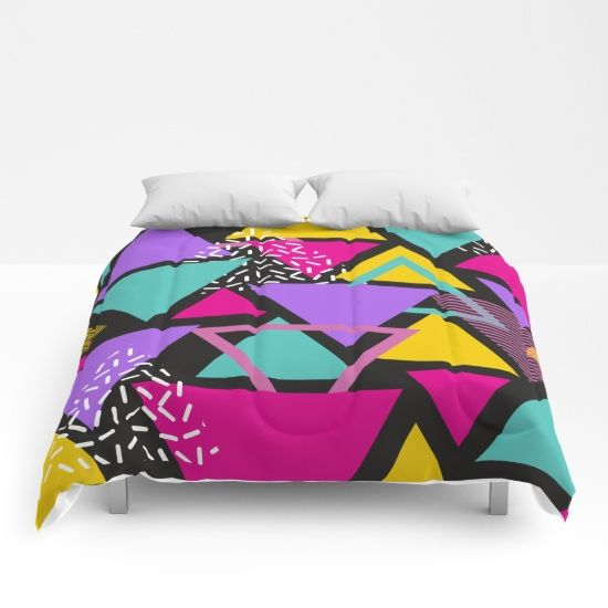 https://society6.com/product/memphis-triangles-83o_comforter?curator=bestreeartdesigns.  $99