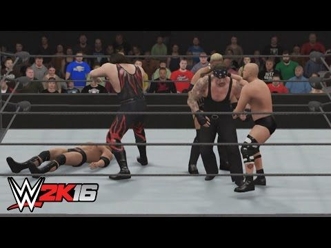 """Stone Cold"" Steve Austin at Royal Rumble 2000: WWE 2K16 2K Showcase"