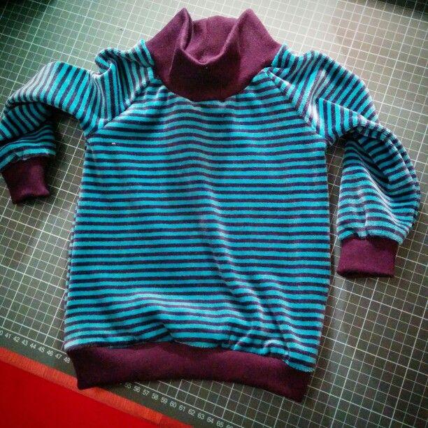 Kuscheliger Pullover für die Kleinen