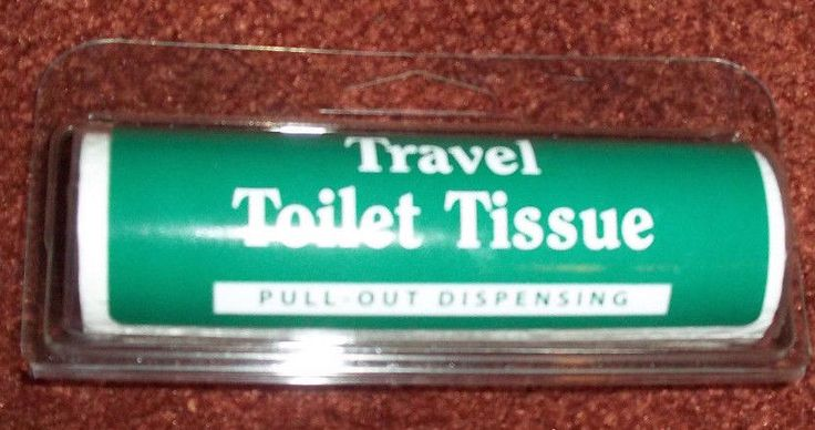 Magellan's Travel Toilet Tissue Paper Dispensing Camping Hiking  #Magellans